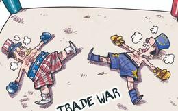 Tổng thống Trump chuẩn bị khơi mào cuộc chiến thương mại với EU