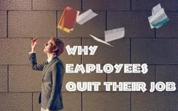 Sai lầm trong quản lý nhưng ít người để ý: Cố níu kéo nhân viên khi họ muốn ra đi