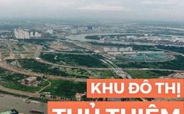 Những lần điều chỉnh quy hoạch khu đô thị Thủ Thiêm