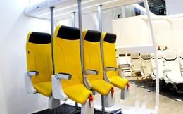 """Hành khách bay giá rẻ có thể phải """"bay đứng"""" với kiểu thiết kế ghế ngồi này"""