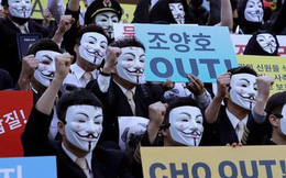 Nhân viên hãng hàng không Korean Air xuống đường biểu tình, kêu gọi chủ tịch từ chức