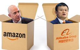 Alibaba quyết đấu với Amazon, JD.com ở Đông Nam Á