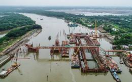 Cận cảnh dự án chống ngập cho toàn TP.HCM 10.000 tỷ bị ngưng thi công do thiếu vốn