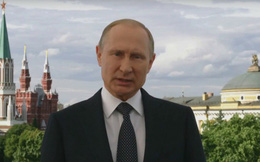 """Tổng thống Putin: """"Chào mừng đến với FIFA World Cup 2018!"""""""