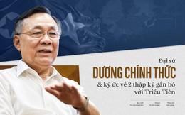 Nguyên Đại sứ VN tại Bình Nhưỡng: Tôi may mắn được biết một Triều Tiên 'rất khác', giàu có và cởi mở