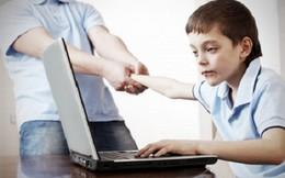 Cho trẻ em sử dụng thiết bị công nghệ bao nhiêu thời gian là đủ?