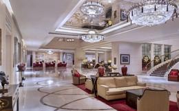 Khách sạn hạng sang St. Regis - Nơi nghỉ lại của Kim Jong-un ở Singapore