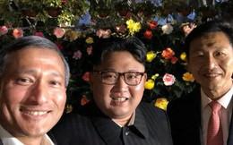 """[NÓNG]: Ông Kim Jong-un bất ngờ """"xuống phố"""" vãn cảnh đêm Singapore sau một ngày im lặng"""