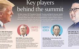 Tổng Trump và nhà lãnh đạo Kim Jong-un ở đâu, làm gì ngày hôm nay?