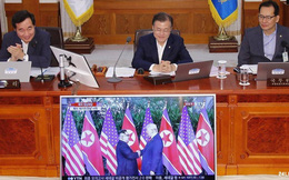 Tổng thống Hàn Quốc mất ngủ vì thượng đỉnh Trump - Kim
