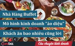 """[Case Study] Buffet - Mô hình kinh doanh """"lời không tưởng"""": Khách ăn càng nhiều, nhà hàng càng lãi, nhờ áp dụng cả kinh tế học và tâm lý học"""