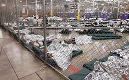 """Tổng thống Trump xây """"thành phố lều"""" cho trẻ tị nạn"""