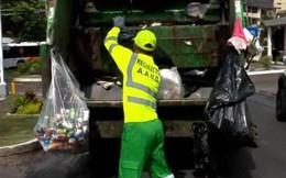 Trọng tài World Cup 2018 có nghề chính là công nhân lấy rác