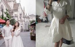 Đặt mua váy công chúa qua mạng, cô gái nhận được thứ giống y tạp dề của Lọ Lem lúc chưa gặp bà tiên...