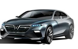 Lộ diện hình ảnh thực tế đầu tiên của xe hơi Vinfast?