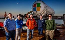 Cùng xem những hình ảnh ấn tượng về trung tâm dữ liệu dưới đáy biển của Microsoft