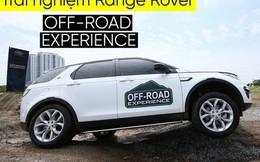 Offroad kiểu quý tộc: Mang Range Rover đi lội bùn, vượt dốc, thoát ổ voi nhưng không cần làm gì hết!