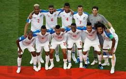 Những giọt nước mắt của các cầu thủ Panama, nhớ tới những chiến binh bão tuyết U23 Việt Nam