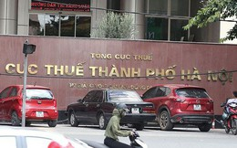 Hà Nội sẽ sáp nhập 12 chi Cục Thuế