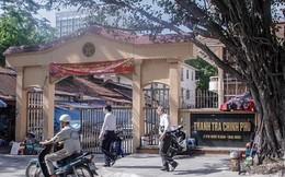 Bên trong khu đất trụ sở cũ của Thanh tra Chính phủ sắp thành cao ốc