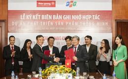 FPT hợp tác với Điện Quang làm thiết bị điện và chiếu sáng thông minh