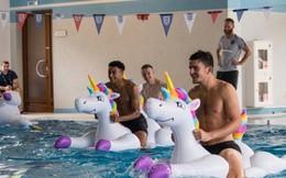Muốn biết cầu thủ Anh tập luyện thế nào cho World Cup, Insta stories của Jesse Lingard sẽ cho bạn câu trả lời bất ngờ!