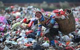 Trung Quốc khiến thế giới đau đầu với 111 triệu tấn rác