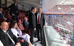 """Những """"ưu ái"""" mà World Cup 2018 mang lại cho Tổng thống Nga Putin"""