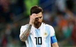 Argentina bị loại ngay vòng bảng World Cup 2018 với kịch bản nào?