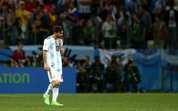 Có một Messi bất lực, đáng thương trong ngày thảm bại của Argentina