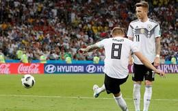 Những hình ảnh ấn tượng nhất tại World Cup 2018 tuần qua