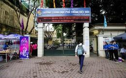 Gần 1 triệu thí sinh bắt đầu bước vào ngày thi THPT Quốc gia đầu tiên