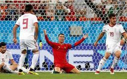 Nhìn lại trận đấu như phim hành động giữa Bồ Đào Nha và Iran