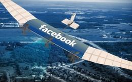 Facebook phải dừng kế hoạch dùng Drone phát Internet toàn cầu