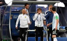 Lộ bằng chứng Messi tiếm quyền HLV Sampaoli ở Argentina