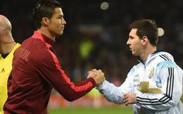 Messi có thể chạm trán Ronaldo ở tứ kết World Cup 2018