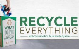 TerraCycle - Startup có khả năng tái sinh những vật liệu khó tái chế