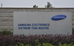 """Samsung Việt Nam: Lợi nhuận """"khủng"""", nộp thuế """"còi"""""""