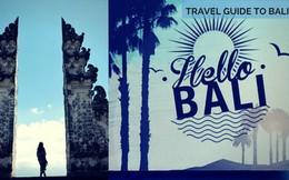 """[Case Study] Bali - Hòn đảo nhỏ """"cân"""" cả vạn đảo Indonesia, thiên đường nhiệt đới """"chuẩn châu Âu"""""""