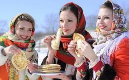 Nước Nga có một loại bánh nhìn quen mắt nhưng rất lạ và hấp dẫn với vô vàn loại nhân