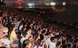 Pháo hoa Ý – Hong Kong phô diễn đẳng cấp trên sông Hàn