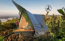 Nhà in 3D siêu nhỏ, sử dụng pin Tesla và có giá 250.000 USD