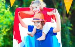 Tại sao thanh thiếu niên Hà Lan lại nằm trong số những người hạnh phúc nhất thế giới?