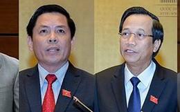 Bộ trưởng Nguyễn Văn Thể đăng đàn trả lời chất vấn 'trạm thu giá' BOT