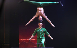 Quốc Cơ - Quốc Nghiệp liều lĩnh trong đêm Chung kết Britain's Got Talent: Tự hào lắm, Việt Nam ơi!