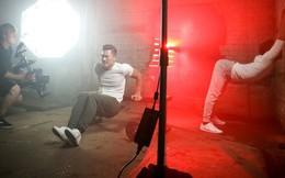 Độc quyền từ Anh: Hình ảnh chưa từng công bố về anh em Cơ - Nghiệp tại CK Britain's Got Talent