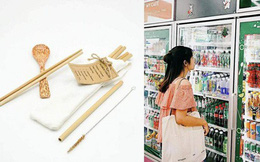 Sử dụng túi vải, ống hút tre: Đây là cách đơn giản mà giới trẻ Việt đang làm để bảo vệ môi trường hàng ngày