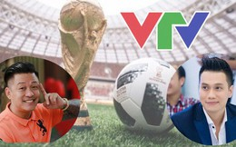 """Tuấn Hưng, Việt Anh: """"Sẵn sàng cùng VTV mua bản quyền World Cup"""""""