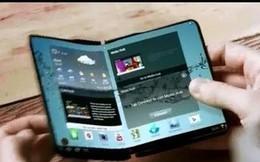 Samsung Galaxy X màn hình gập chuẩn bị được sản xuất, sẽ gập 2/3 chứ không phải ở giữa