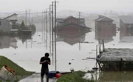 Thủ tướng Nhật Bản hủy công du nước ngoài do thảm họa mưa lũ